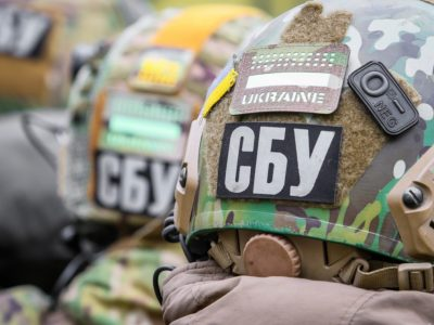 The SBU detained the first pirate in the history of Ukraine